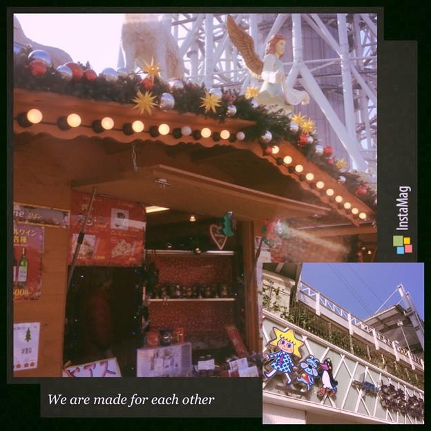 クリスマスマーケット(駅)