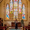 写真: church