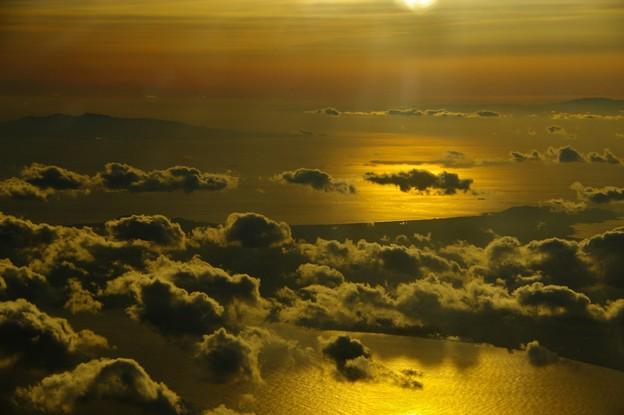 写真00793 平砂浦を照らすスポットライト