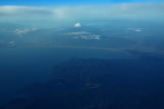 写真00687 伊豆半島沖から