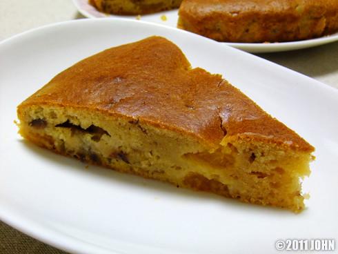 小倉みかんパウンドケーキ
