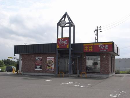 すき家 8号上越下荒浜店