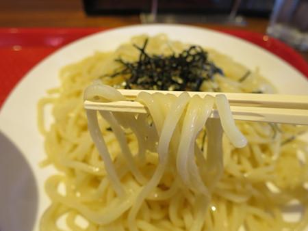 ラーメンダイナーGOGO宝来軒 トクつけ麺 魚介醤油(冷、並) 麺アップ