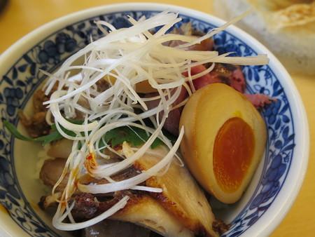 いなば製麺 贅沢全部のせミニ丼¥480