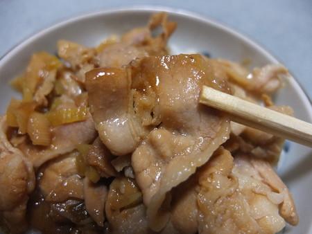 国立発祥 名物すた丼の具 肉アップ