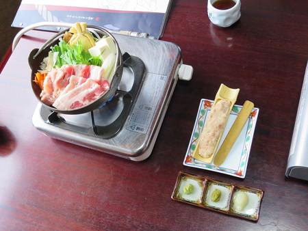 ちゃんこ江戸沢 新潟長岡今朝白店 大関ちゃんこ鍋(塩スープ)¥1922