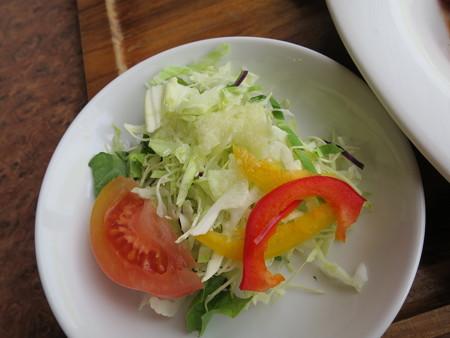 カフェ&ダイニング リラックス(Relax) 地物アマエビのトマトソース サラダ