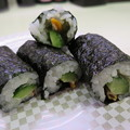 Photos: 魚べい 上越高田店 柿の種 in the かっぱ巻¥108