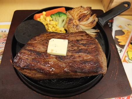 いなば製麺 特大ステーキ(火加減 弱)