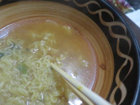 農心 カムジャ麺 スープアップ