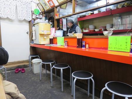 中華のカトウ 本店 店内の様子