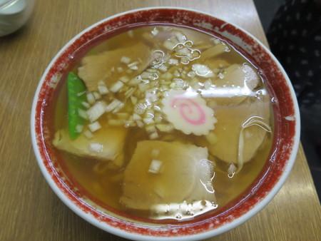 中華のカトウ 本店 チャーシュー麺¥570