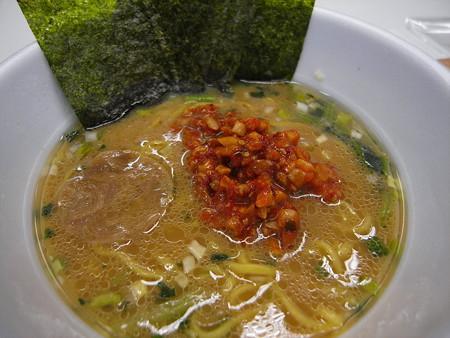 日清 麺ニッポン 横浜家系ラーメン&にんにく増し増し