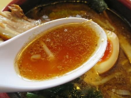 中華そば 二代目久二 つけめん(大盛り、冷盛り) スープアップ