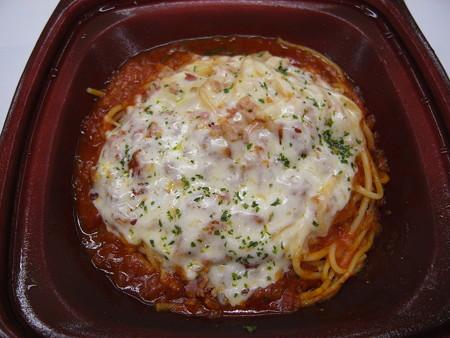 デイリーヤマザキ とろっとチーズのトマトソーススパゲティ