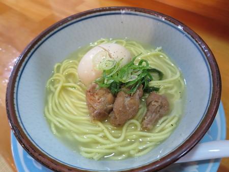スープ研究処 ぶいよん とりそば(全部、基本)¥950