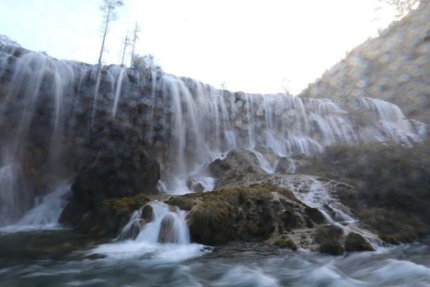 珍珠灘瀑布