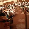 写真: 京王プラザホテル・山野愛子・着装教室