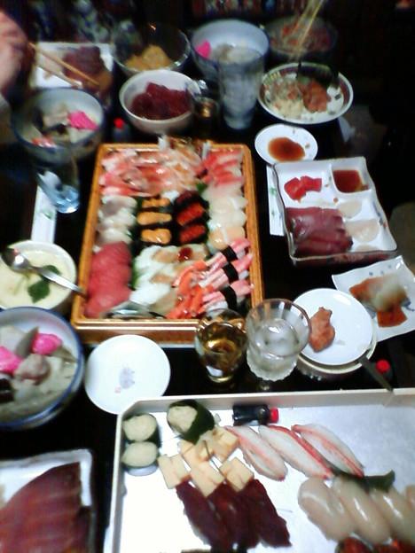 年越し寿司
