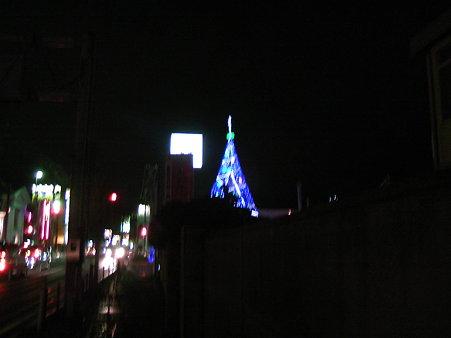 アクト青山スタジオのイルミネーション2009(1)