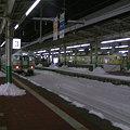 さびしい新潟駅20100205