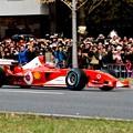 Photos: Ferrari F2003-GA