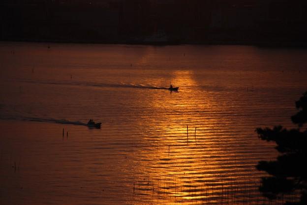 Photos: 夕方の海