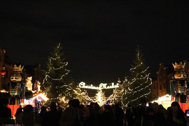 赤レンガ倉庫 クリスマスマーケット 01