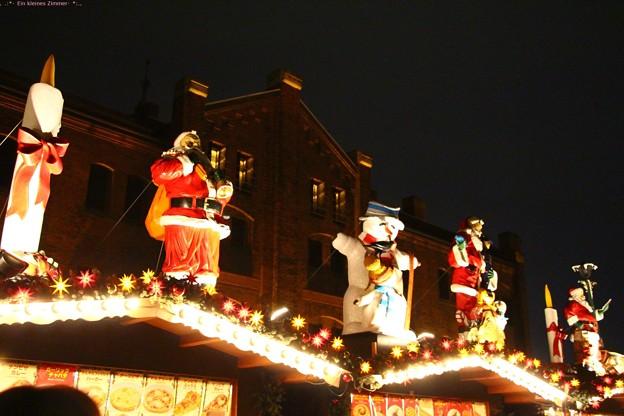 赤レンガ倉庫 クリスマスマーケット 05