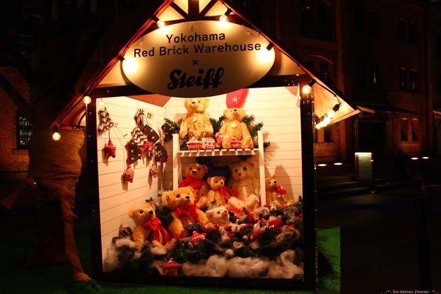 赤レンガ倉庫 クリスマスマーケット 06