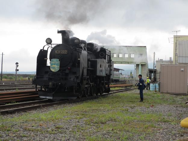 Photos: SL函館大沼号 休憩中3
