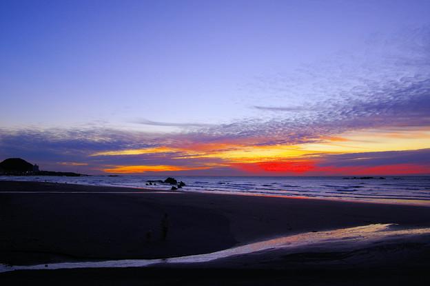 太平洋の夜明け2