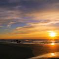 Photos: 太平洋の夜明け4