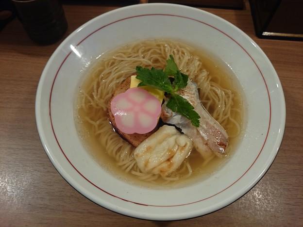 Photos: 鯛塩そば 灯火@曙橋(東京)