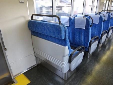 250-固定座席背面