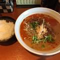 写真: 担々麺