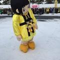 Photos: 巨大しおりん人形w