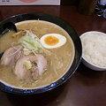 Photos: 麺屋マルニ 味噌+ライス