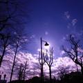 写真: 空のスケッチ