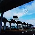 Photos: 最果ての空港とANA