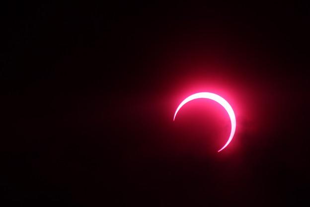 金環日食 2
