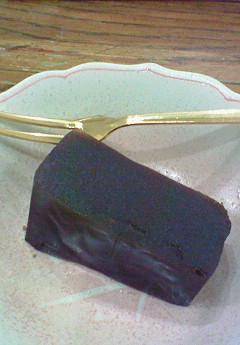 大里屋の黒糖羊羹(2007年)