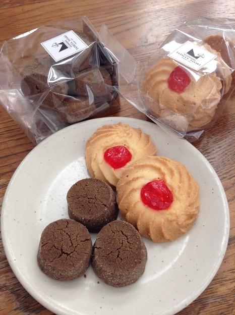 紅茶のクッキー&ドライフルーツ!