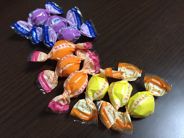 新宿高野のフルーツチョコレート5