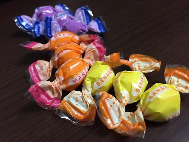 新宿高野のフルーツチョコレート9