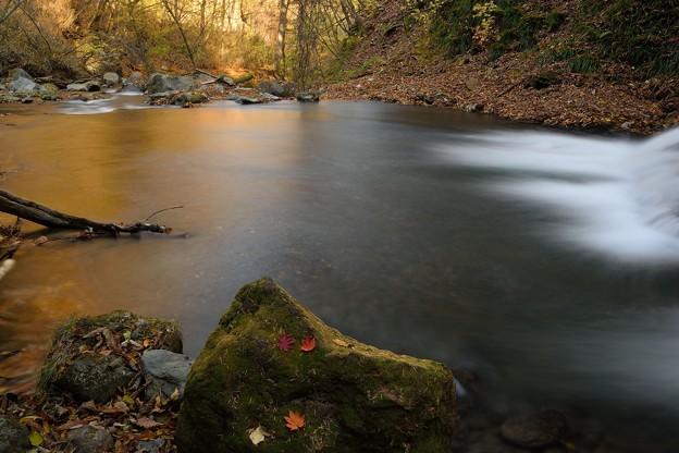 魚止の滝 (3)