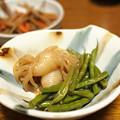 Photos: スナックインゲンとしらたきの炒め煮