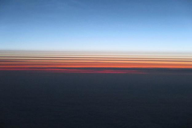 border of sky
