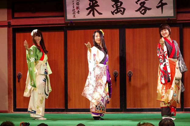 10月11日の大須大道町人祭(8)