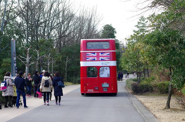 ロンドンバス@リトルワールド(7)